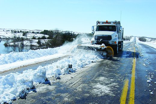 BLM reminds operators of Inclement Weather Road Compliance Policy