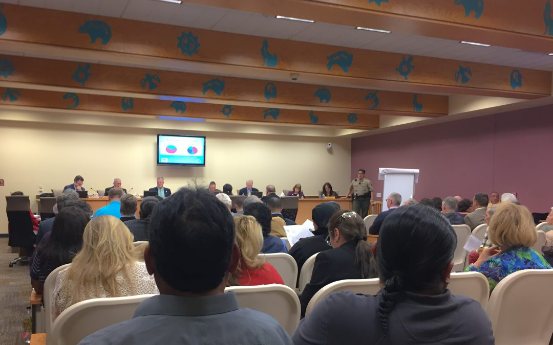 Sandoval County Commission kills latest Oil & Gas Ordinance