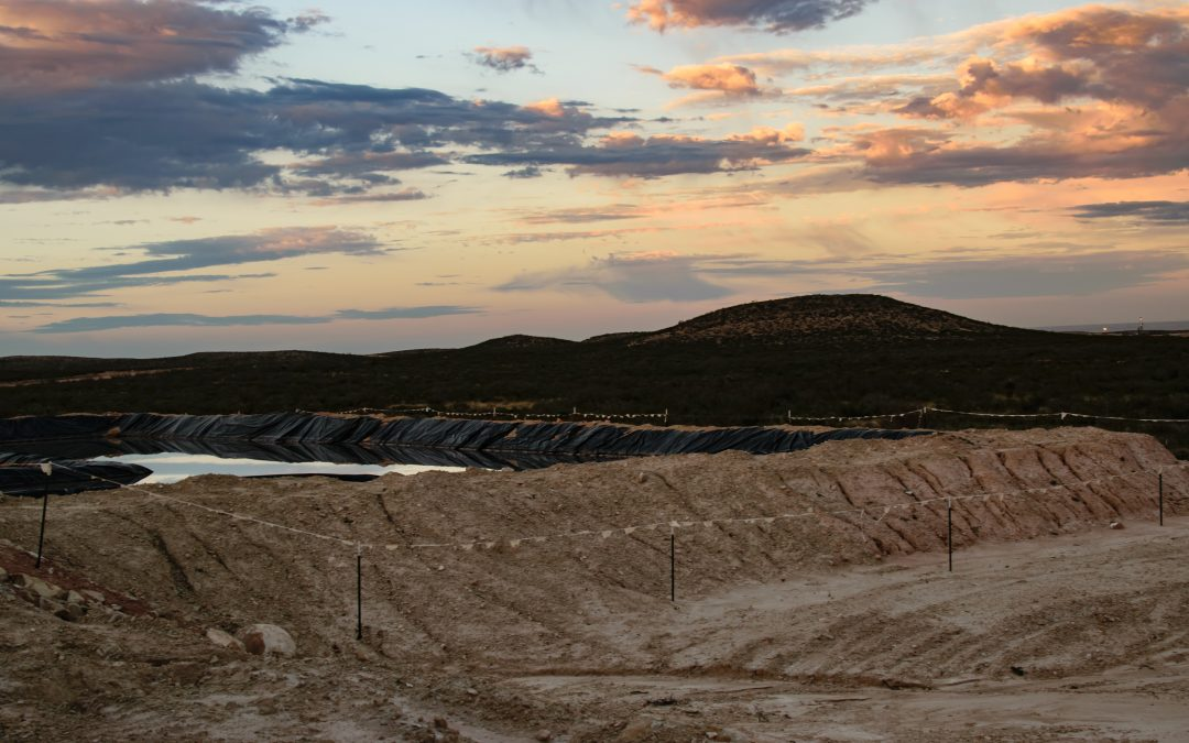 New Mexico weighs options for reusing oil and gas wastewater