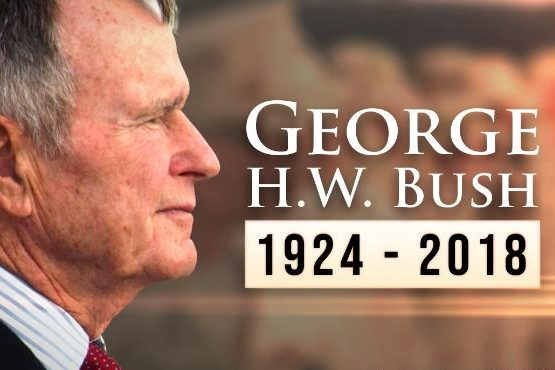 West Texans share stories on Bush Sr's life in the Permian Basin