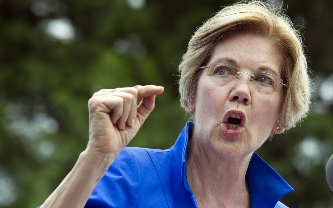 CNN: How Elizabeth Warren Could Vaporize America's Oil Boom