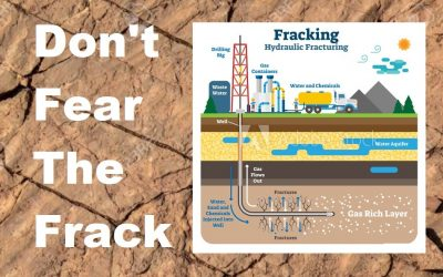 Sharpe:  New Video Highlights 'Don't Fear The Frack'