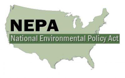 IPANM Submits Comments In Support of NEPA; State Opposes